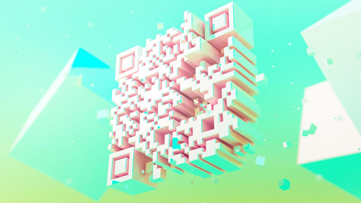 3DQR by Davirus