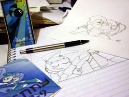 Working on it by Davirus
