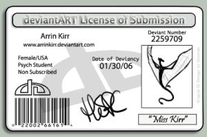 ArrinKirr's Profile Picture