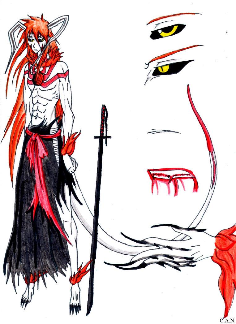 Ichigo Hollow Mask Evolution