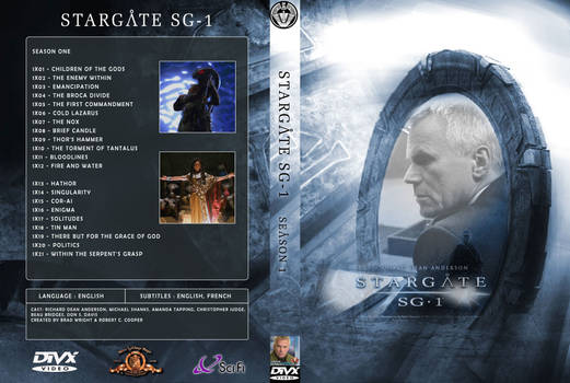 Stargate SG1 Season 1