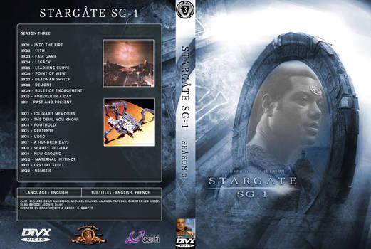 Stargate SG1 Season 3