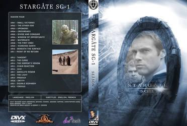 Stargate SG1 Season 4