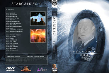 Stargate SG1 Season 5