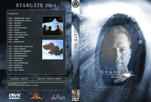 Stargate SG1 Season 6