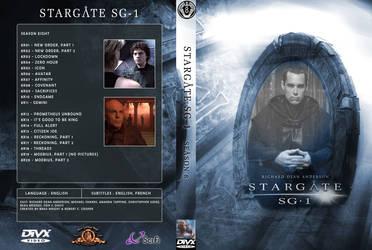 Stargate SG1 Season 8