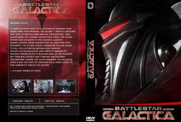 Battletar Galactica Miniserie