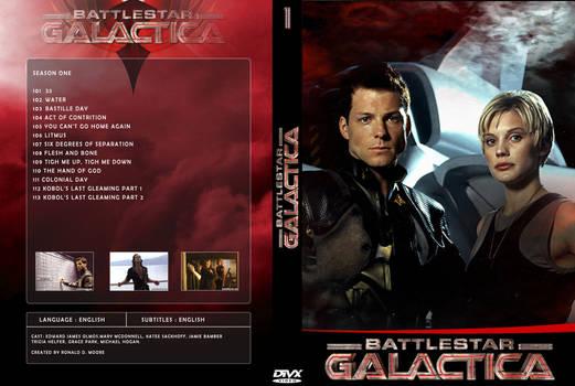 Battletar Galactica Season 1