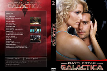 Battletar Galactica Season 2