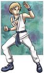 Martial Artist Ben