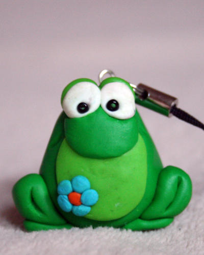 :: frog :: by Flowerinka