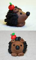 :: hedgehog :: by Flowerinka