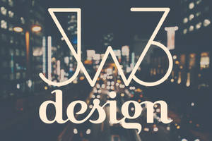 My redisgned logo - JW3 Design