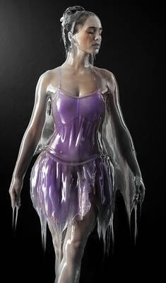 Frozen Ballerina