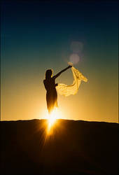 Breath of the sun by andreydubinin