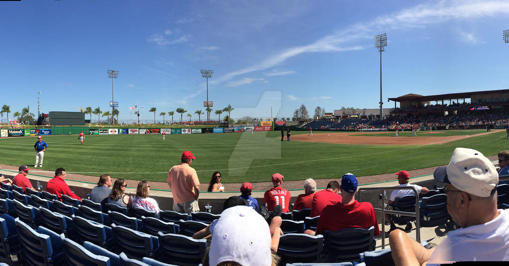 Phillies Game March 2016 by SongWriter9