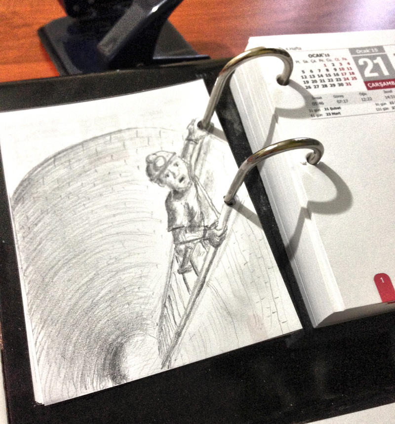 Calendar miner by canerator