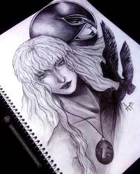 Griffith Berserk by Amaterasumikami