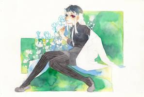 (050415) commission for Yozuru by kykie02