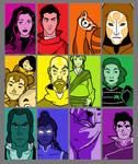 Colors of Korra