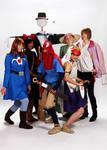 Miyazaki cosplay