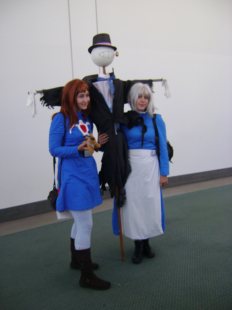 Sophie and Nausicaa by StarlitHellsing ...  sc 1 st  StarlitHellsing - DeviantArt & Sophie and Nausicaa by StarlitHellsing on DeviantArt