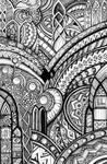 Psychedelic Romanesque 2