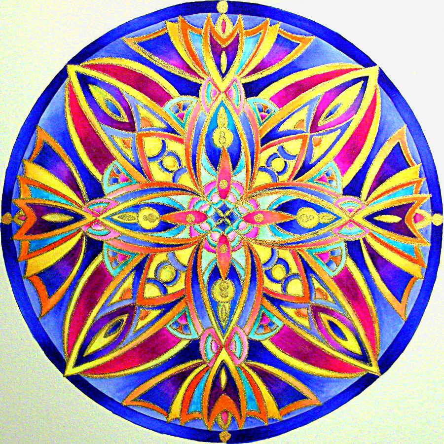 Mandala23Oct11 by Artwyrd