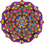 Geometricity Mandala 16Aug12