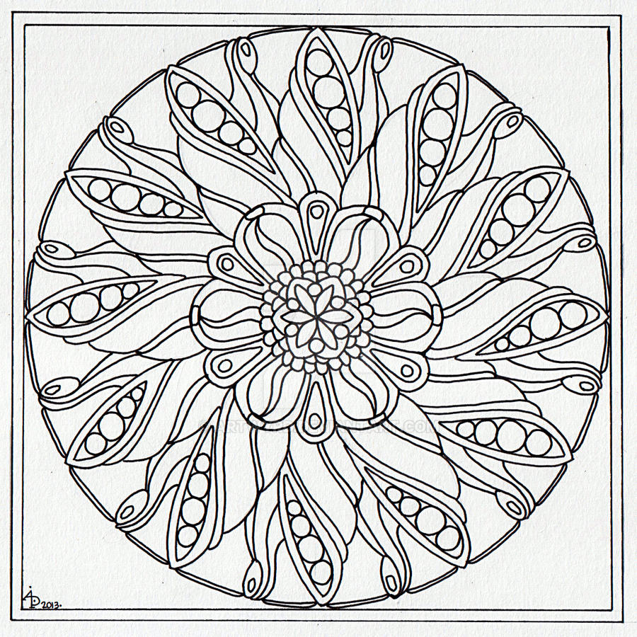mosaic masterpiece coloring pages - photo#36