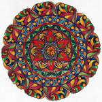 August Mandala 7