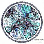 Watery Mandala November 2013