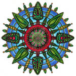 Woodland Mandala