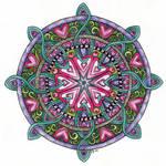Web of Love Mandala