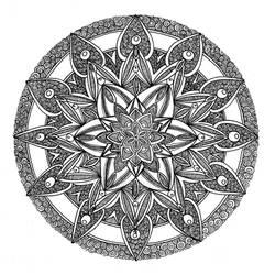 Mandala 13 Sept 2014