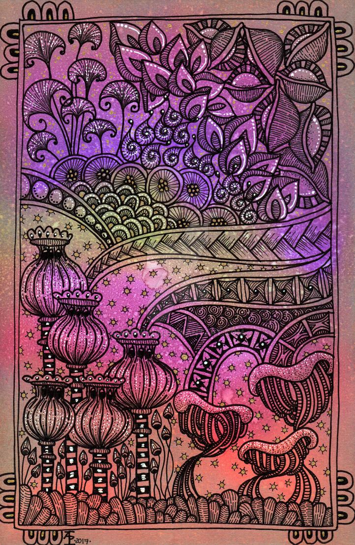 Autumn by Artwyrd