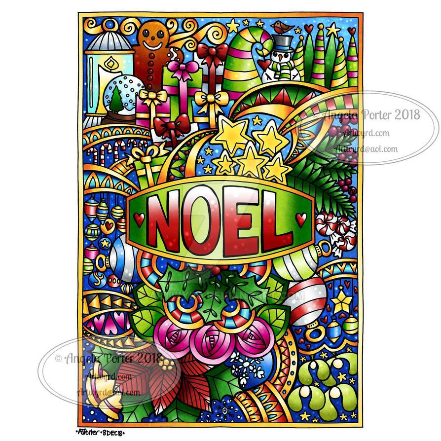 Noel 2018 by Artwyrd