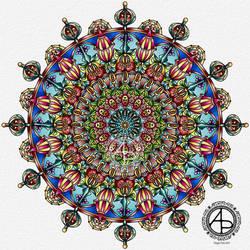 Mandala - Angela Porter 9 March 2019