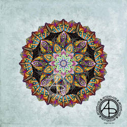 Amazing Mandala WIP