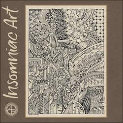 Insomniac Art - 8 Jan 2021