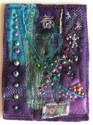 Textile panel 3 by Artwyrd