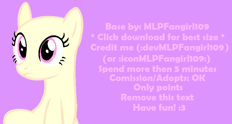 = I don't understant - MLP Base = by MLPFangirl109