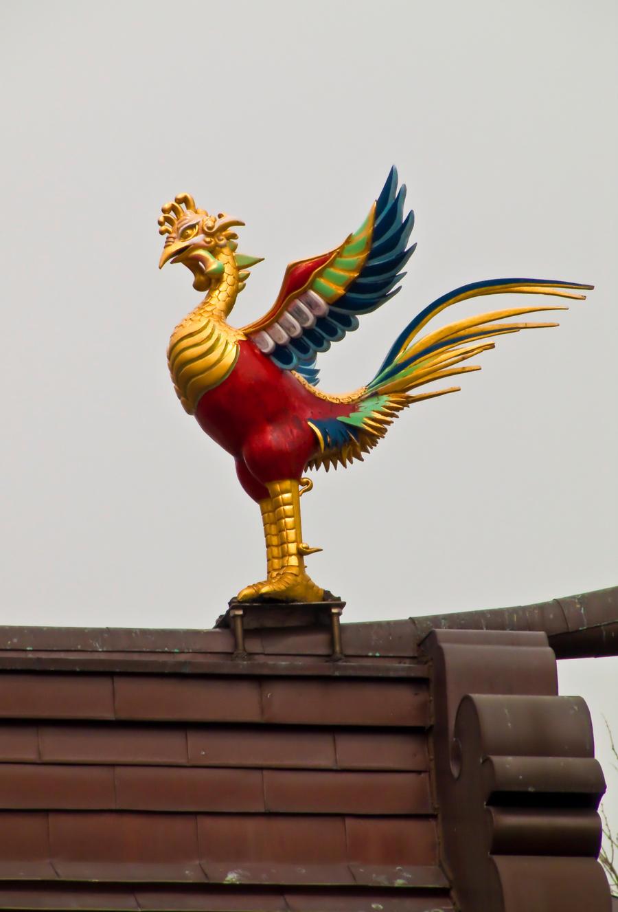 phoenix by FubukiNoKo