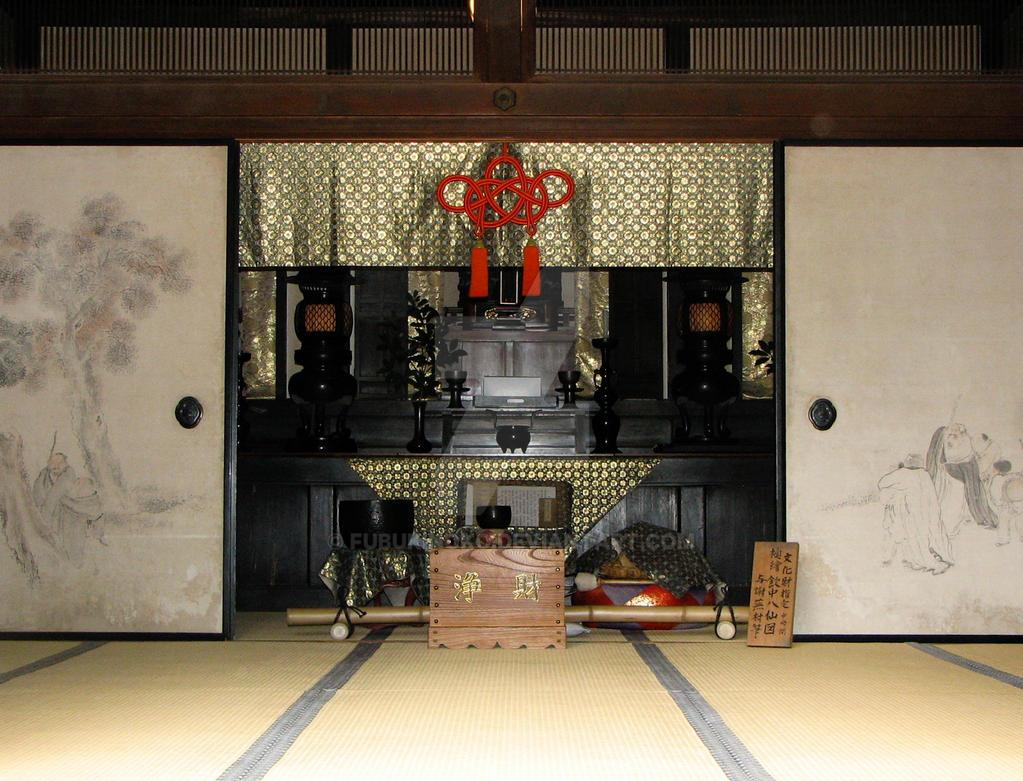 At Ginkaku-ji 2 by FubukiNoKo