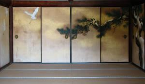 Ninan-ji detail by FubukiNoKo