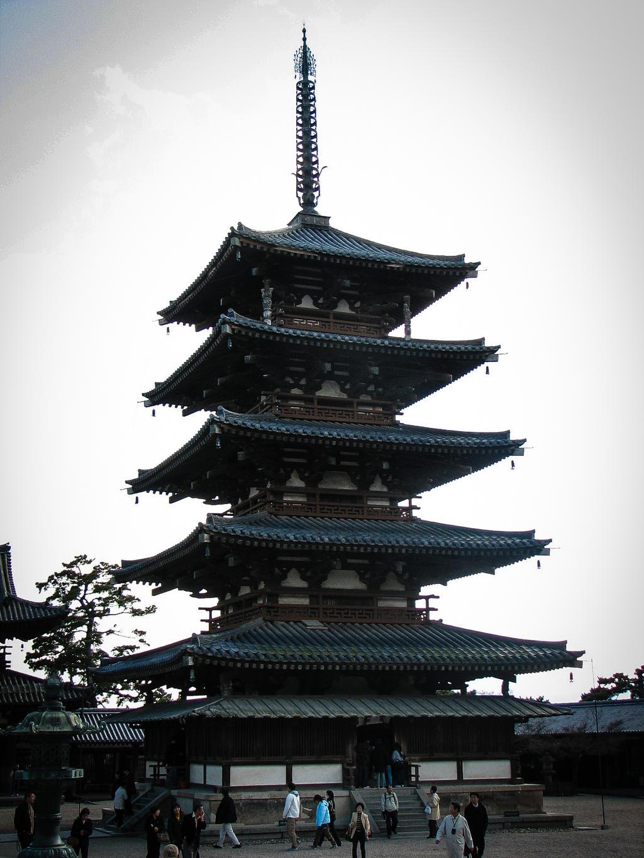 215 Horyu-ji by FubukiNoKo