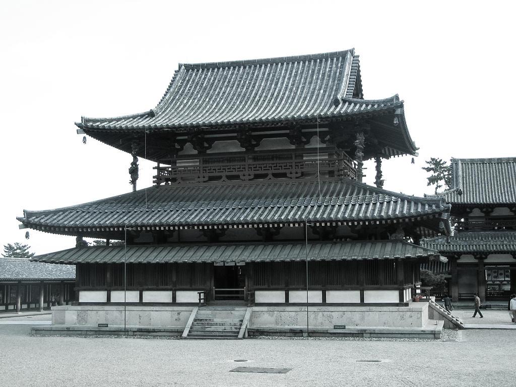 216 Horyu-ji by FubukiNoKo