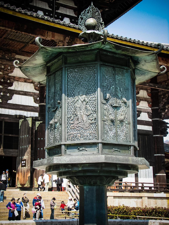 Todai-ji detail 1 by FubukiNoKo