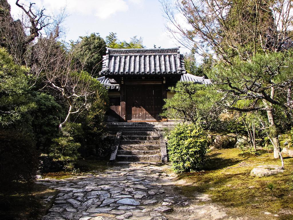 Back gate by FubukiNoKo