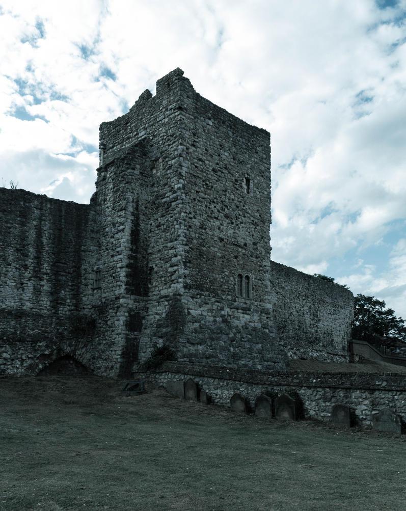 Rochester castle 1 by FubukiNoKo